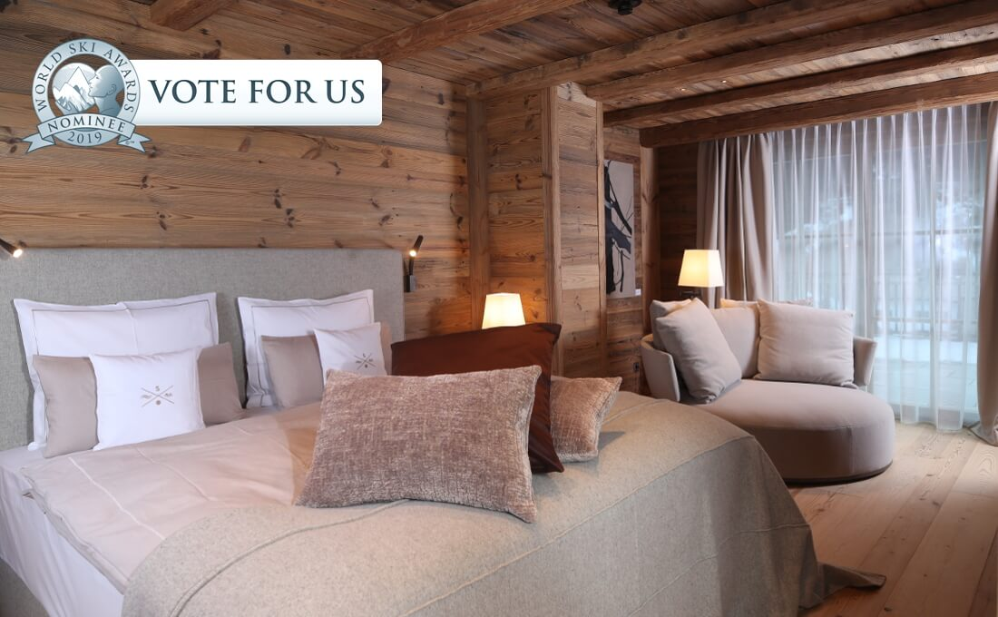 Vote for Severin*s - Austrias Best Ski Boutique Hotel 2019