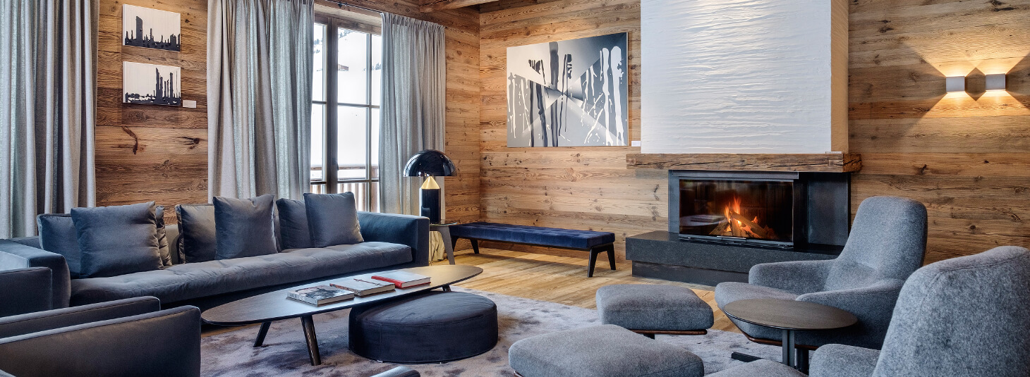 Lounge Bar im Severin*s – The Alpine Retreat in Lech
