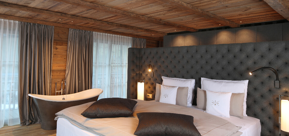 Bedroom of Severin*s – The Alpine Retreat Residence